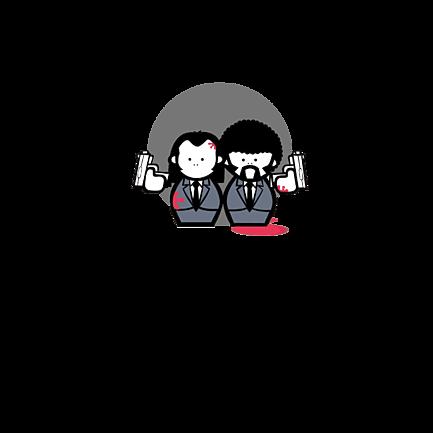 Koszulka Pulp Cartoon