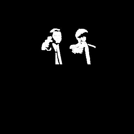 Koszulka Two men with guns