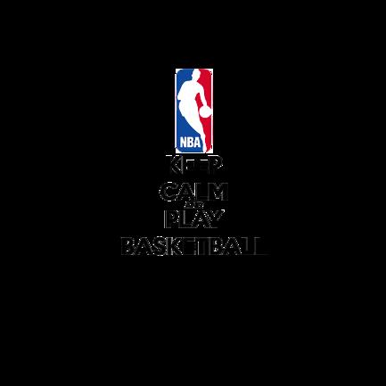 Koszulka Keep Calm and Play Basketball
