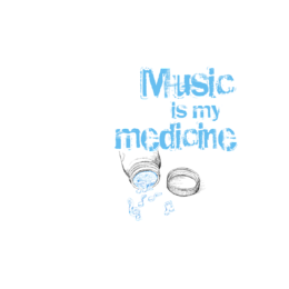 Kubek Music Is My Medicine  - Kubki