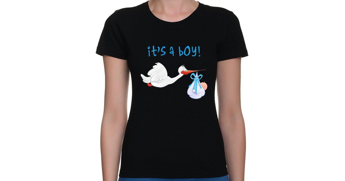 Koszulka It is a boy