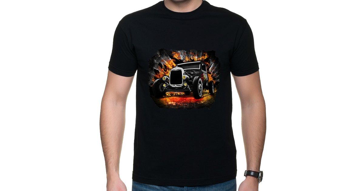 Koszulka HOT ROD