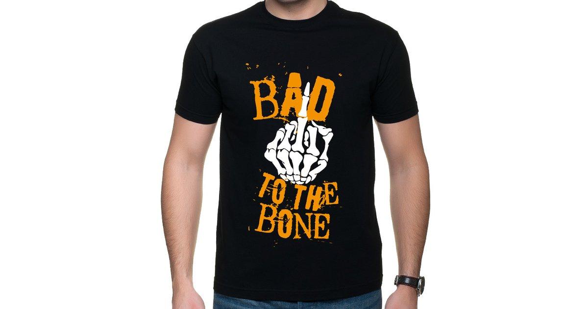 Koszulka Bad to the bones