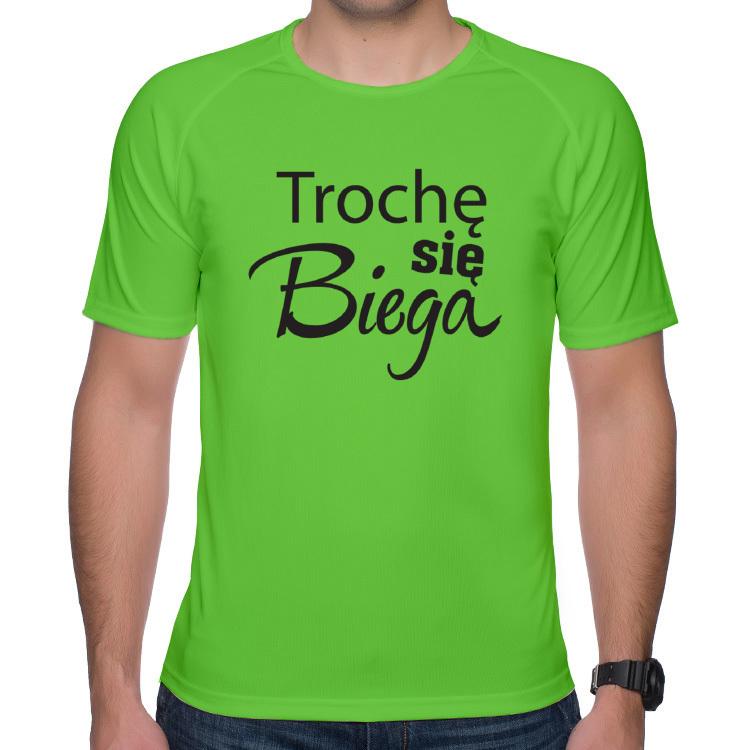 Koszulka sportowa Biegacz