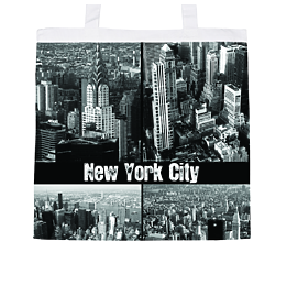 Torba New York City 5 - Torby full print