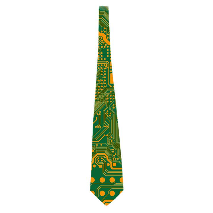 Krawat Computer lab