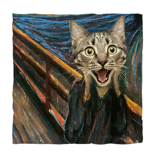 Cat Scream Paint