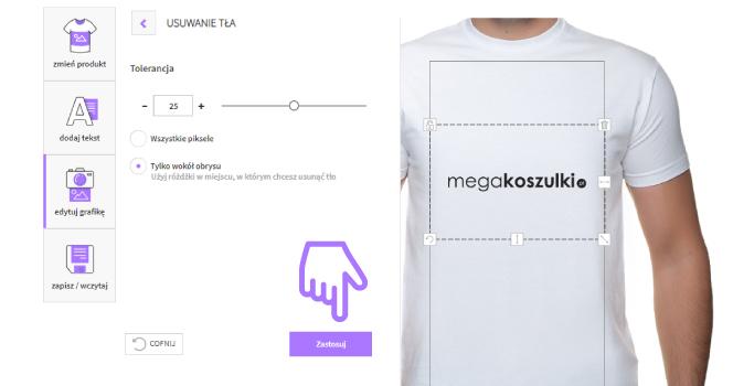 e4dddee13 Koszulki z własnym nadrukiem - Zamów teraz na MegaKoszulki.pl