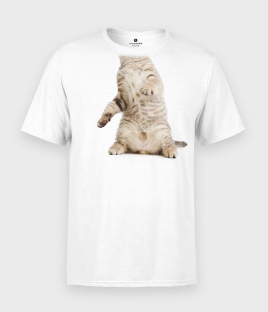 Koszulka męska Body of a Cat