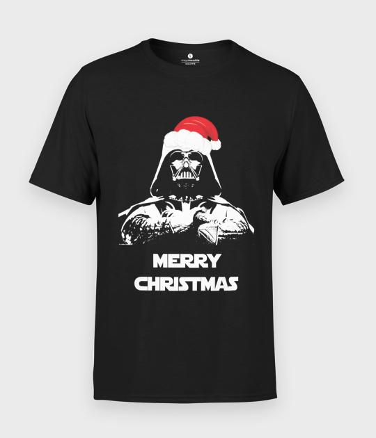 Koszulka męska Vader christmas