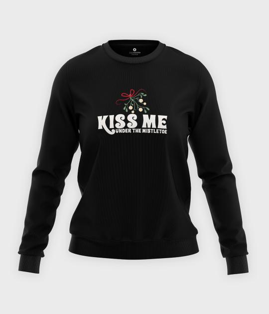 Bluza klasyczna damska Kiss me