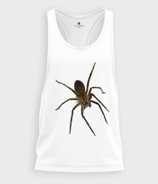 Tank top męski muscle Spider 3D