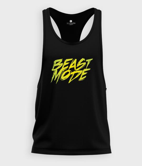 Tank top męski muscle Beast Mode