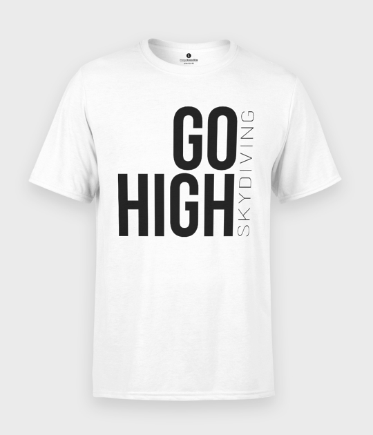 Koszulka męska Go high