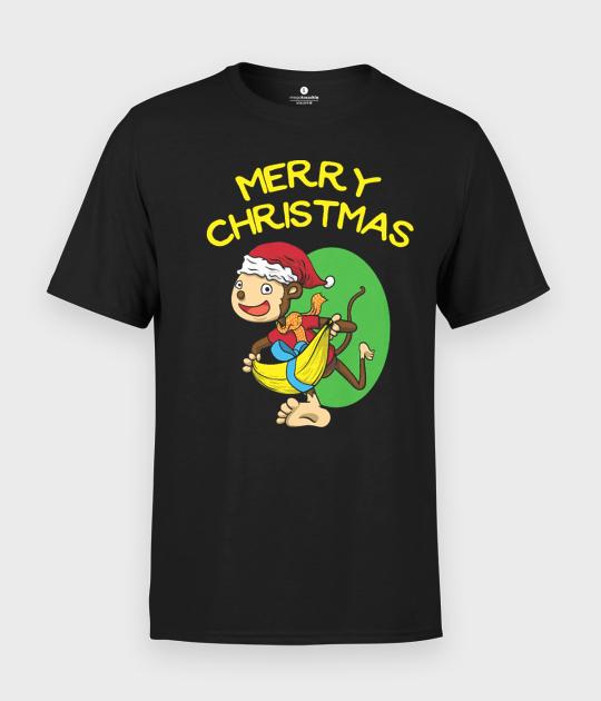 Koszulka męska Merry Christmas
