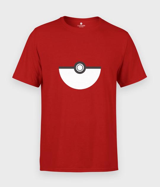 Koszulka męska Red Ball