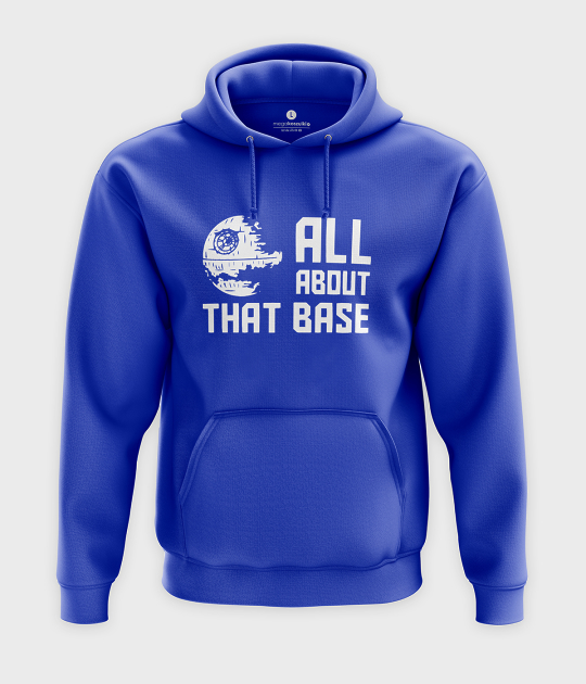 Bluza z kapturem That base
