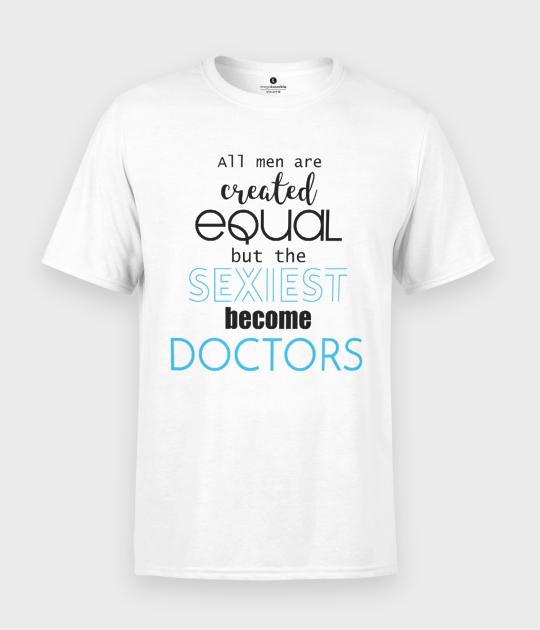 Koszulka męska Sexiest doctors 2