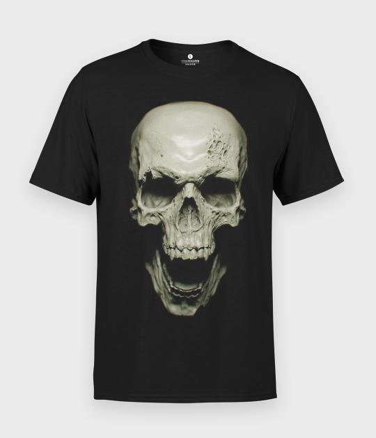 Koszulka męska Skull 3D