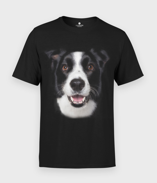 Koszulka męska Dog face 3D