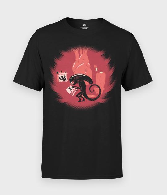 Koszulka męska Obcy / Alien