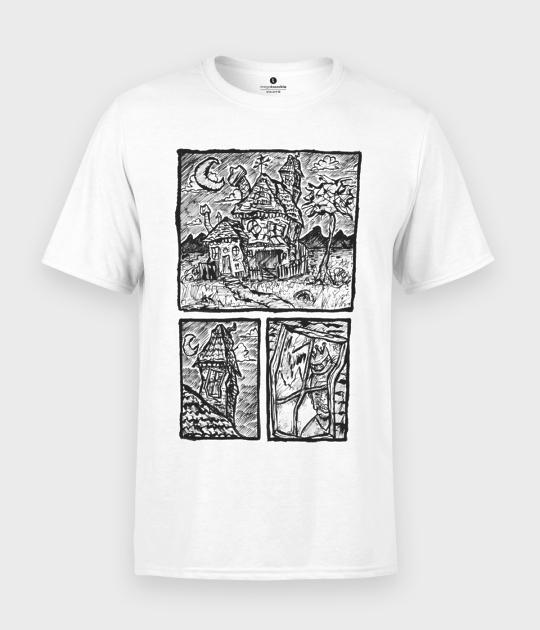 Koszulka męska Dom