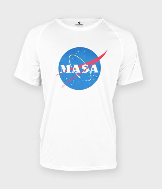 Koszulka męska sportowa MASA