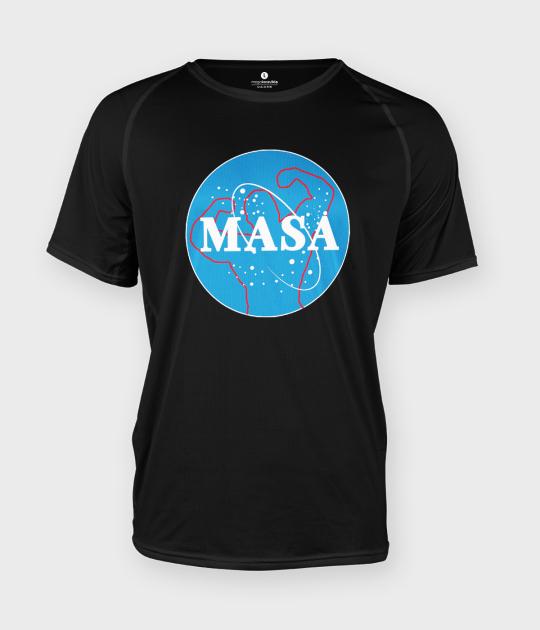 Koszulka męska sportowa Masa 2