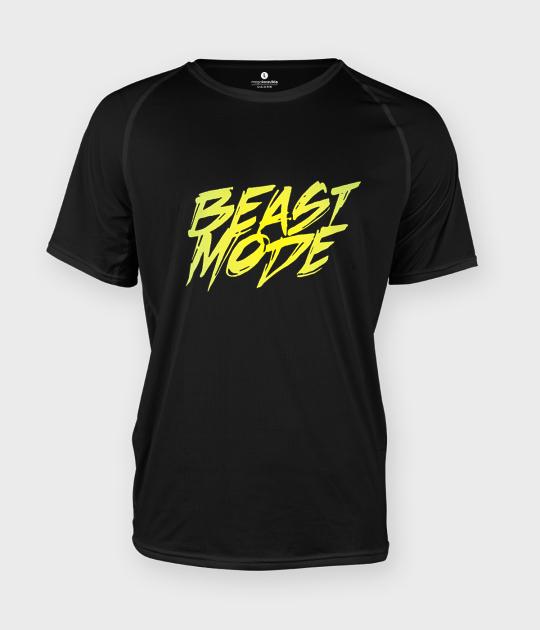 Koszulka męska sportowa Beast Mode
