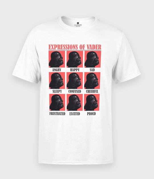 Koszulka męska Expressions of Vader
