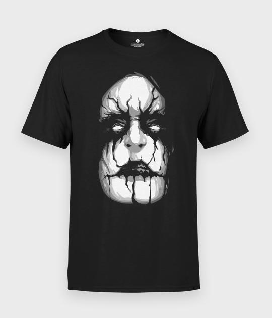 Koszulka męska Black metal