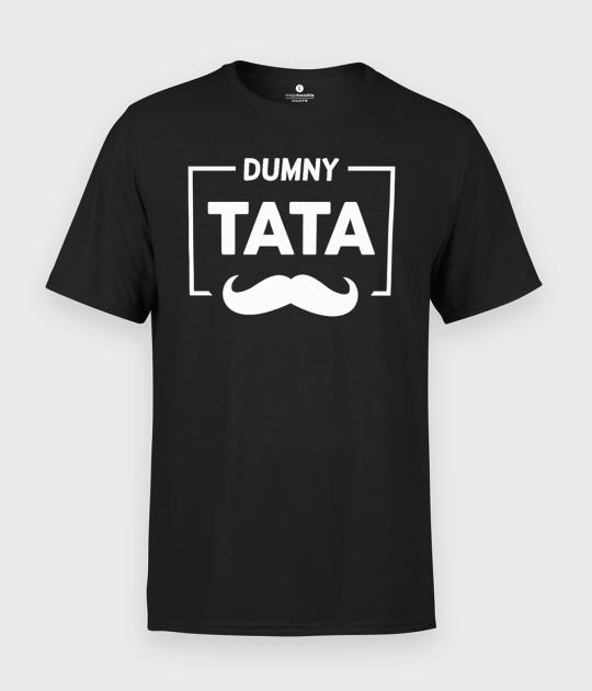 Koszulka męska Dumny tata