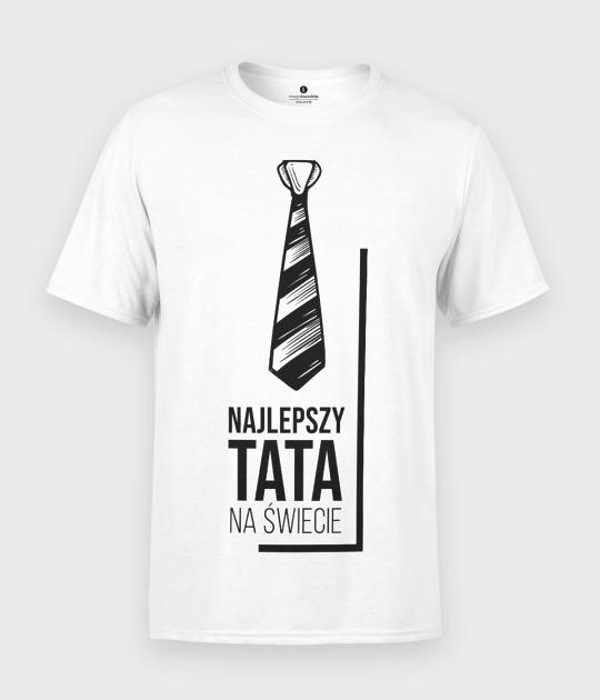 Koszulka męska Najlepszy Tata 3