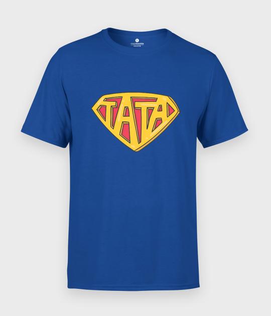 Koszulka męska Super tata 4