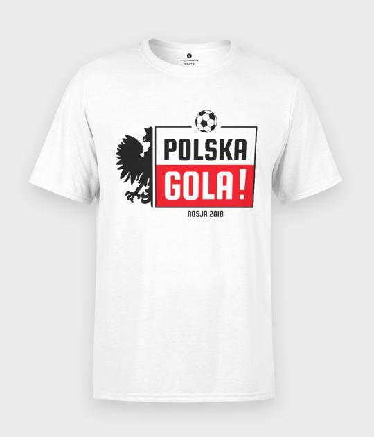 Koszulka męska Polska gola