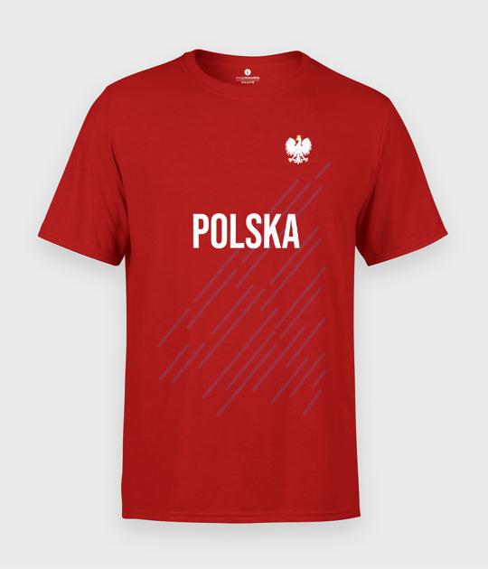 Koszulka męska Mistrzostwa 2018 + Twoje nazwisko