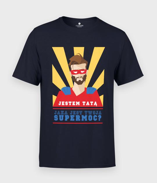 Koszulka męska Supermoc