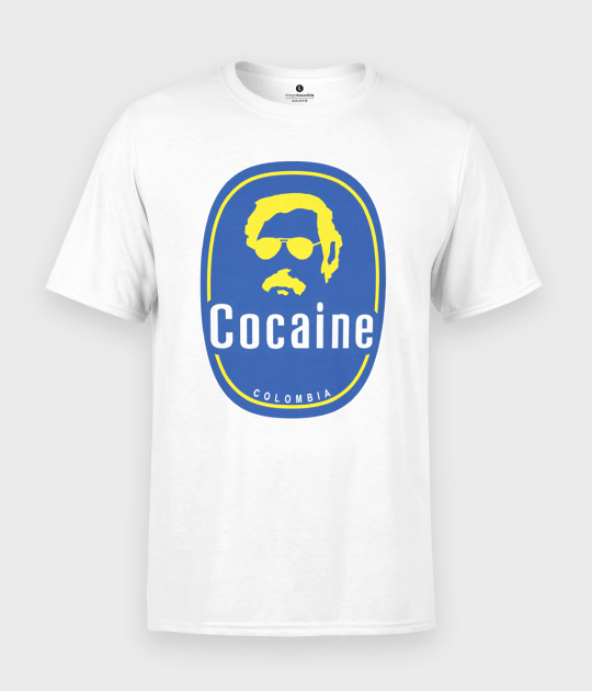 Koszulka męska Cocaine 2