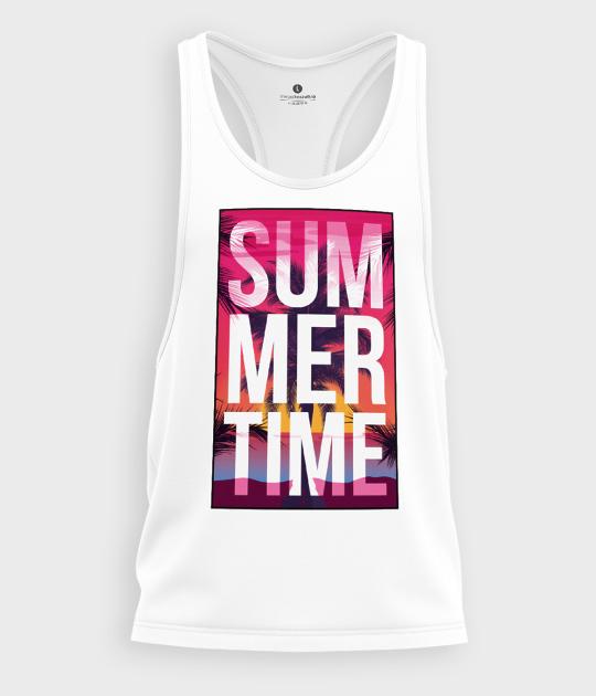 Tank top męski muscle Summer time 2