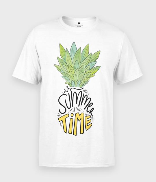 Koszulka męska Summer time ananas