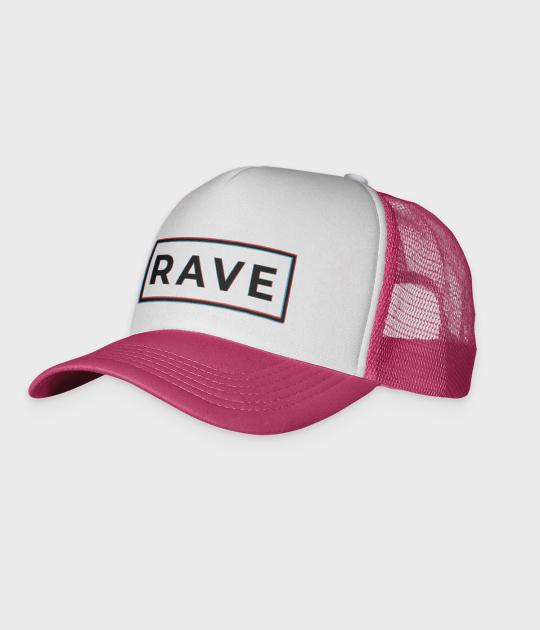 Czapka Rave