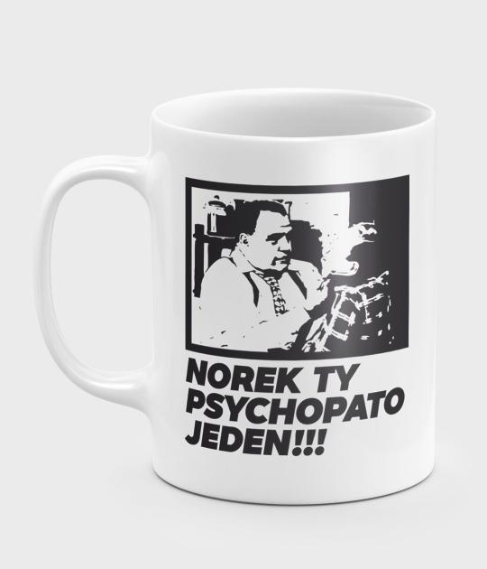Kubek Ty Psychopato