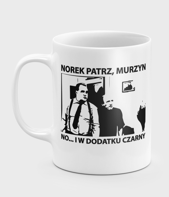 Kubek Norek, patrz...