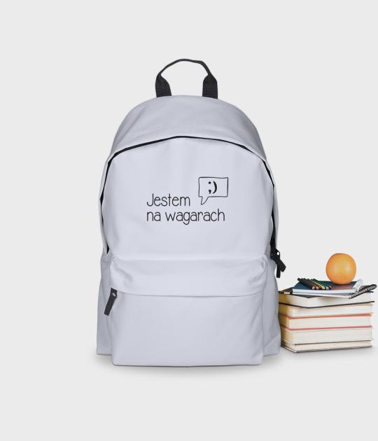 Plecak szkolny Jestem na wagarach