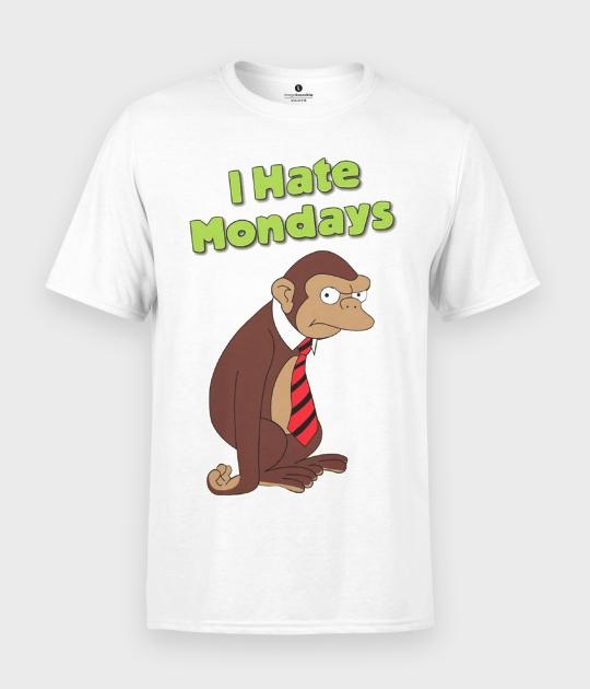 Koszulka męska I Hate Mondays