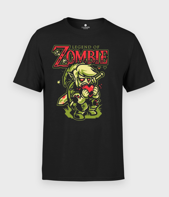 Koszulka męska Legend of Zombie