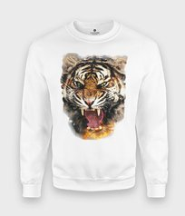 Bluza Angry Tiger  - Lwy / Tygrysy