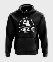 Bluza Official polish drinking team - Alkohol