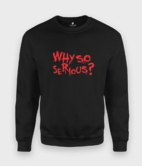 Bluza Why so serious - Bajki i komiksy