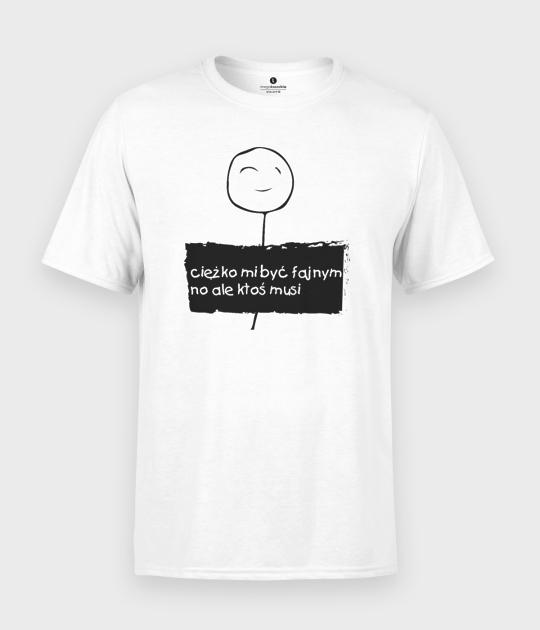 Koszulka męska Fajny